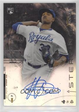 2014 Bowman Sterling - Rookie Autographs - Refractor #BSRA-YV - Yordano Ventura /150