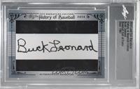 Buck Leonard [BuyBack]