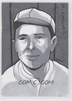 Miller Huggins (Rich Molinelli) #/1