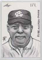 Rube Foster Baseball Cards Comc Card Marketplace