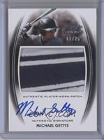 Michael Gettys /25