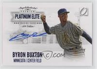 Byron Buxton [Noted] #/200