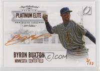 Byron Buxton #/25