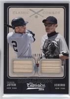 Derek Jeter, Ichiro #10/99