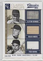 Roger Maris, Elston Howard, Yogi Berra /99