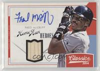 Fred McGriff /10