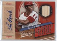 Lou Brock /10