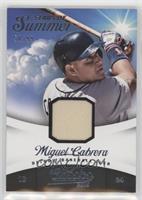 Miguel Cabrera #/99