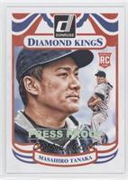 Masahiro Tanaka /199