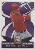 Mike Trout #/27