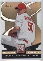 Adam Wainwright #33/49