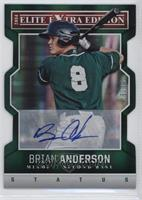 Brian Anderson #/25