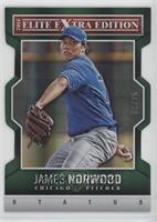 James Norwood #/25