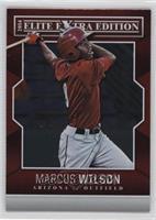 Marcus Wilson