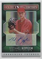 Michael Kopech #/25