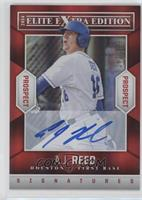 A.J. Reed #/599