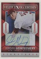 Jordan Montgomery #/699
