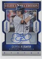 Derek Fisher #/50