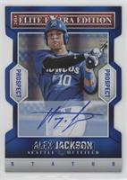 Alex Jackson #/50
