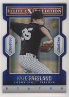 Kyle Freeland /100