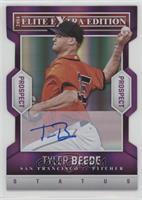 Tyler Beede #/75