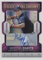 Michael Chavis /75