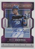 Alex Jackson #/75