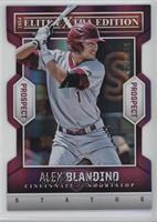 Alex Blandino #/150