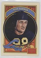 Tom Harmon #/50