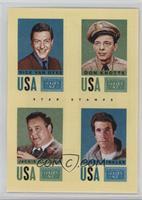 Dick Van Dyke, Don Knotts, Henry Winkler, Jackie Gleason