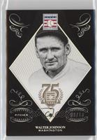Walter Johnson /10