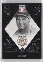 Lou Gehrig #/15