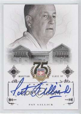 2014 Panini Hall of Fame - Signatures #47 - Pat Gillick