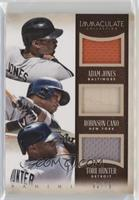 Adam Jones, Robinson Cano, Torii Hunter /79