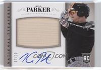 Rookie Material Signatures - Kyle Parker #/10