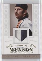 Thurman Munson #/25