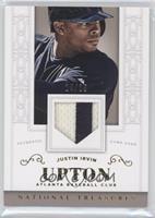 Justin Upton #/25