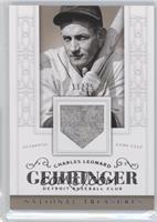 Charlie Gehringer #/25