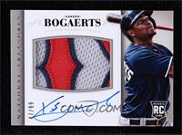 Rookie Material Signatures - Xander Bogaerts #/99