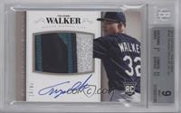 Rookie Material Signatures - Taijuan Walker [BGS9MINT] #/99