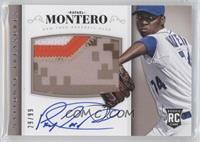 Rookie Material Signatures - Rafael Montero #/99