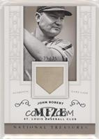 Johnny Mize #/25