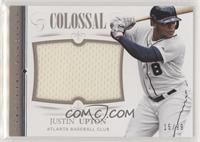 Justin Upton [Noted] #/99