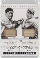 Hack Wilson, Jim Bottomley #/25
