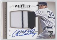 Chase Whitley /25