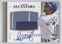 Arismendy Alcantara #7/25
