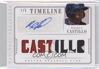 Rusney Castillo #/5