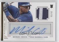 Michael Choice /25