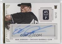 Erik Johnson #/25