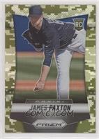 James Paxton [Good to VG‑EX]